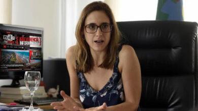 Mara Ruiz Malec desocupación