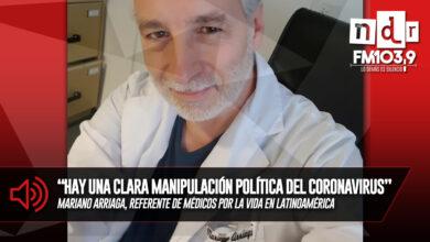 Mariano Arriaga Médicos por la Vida
