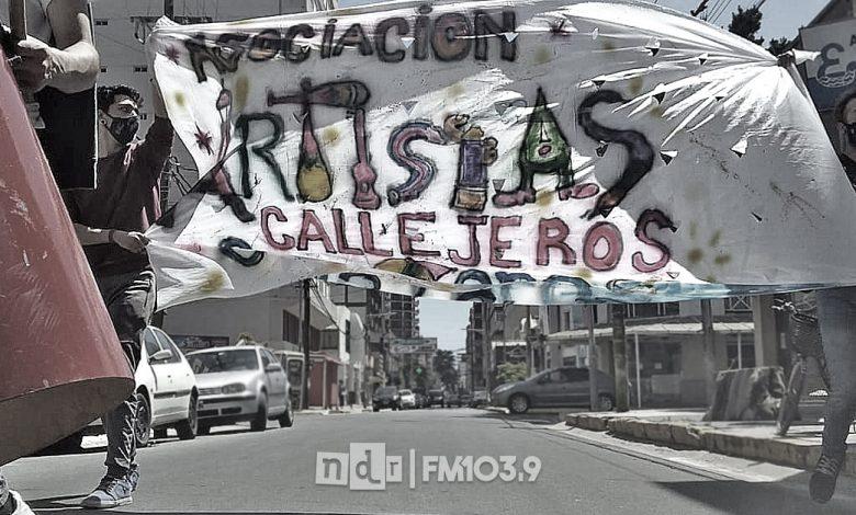 Artistas callejeros NO