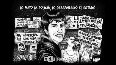 12 años Luciano Arruga