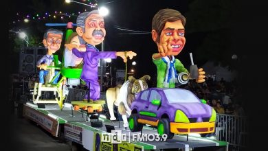 Carnaval turismo Kicillof