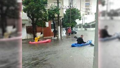 Inundación San Clemente