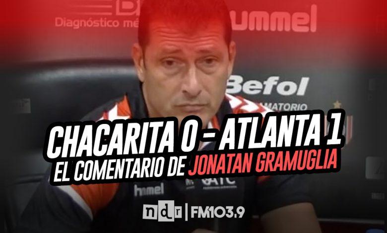 Chacarita - Atlanta