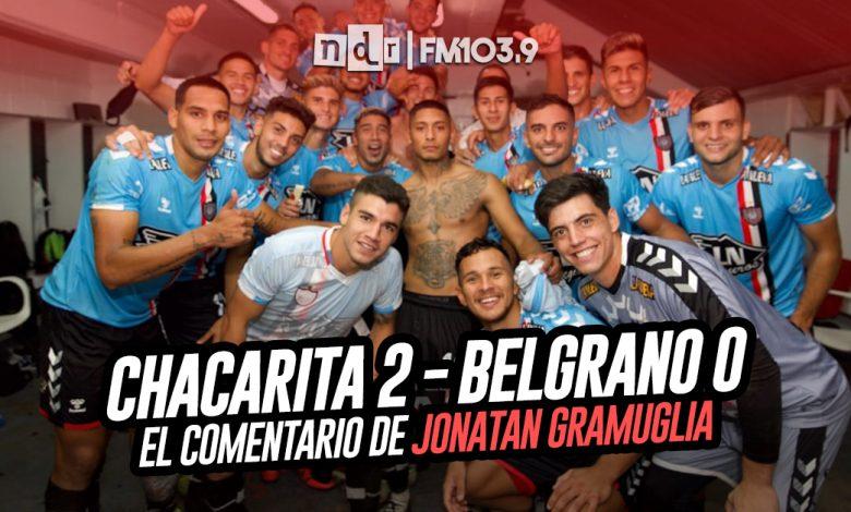 Chacarita - Belgrano