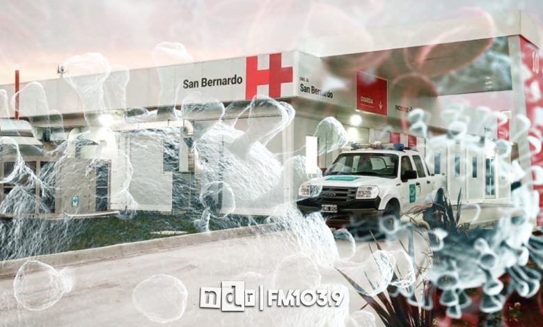 Hospital modular coronavirus
