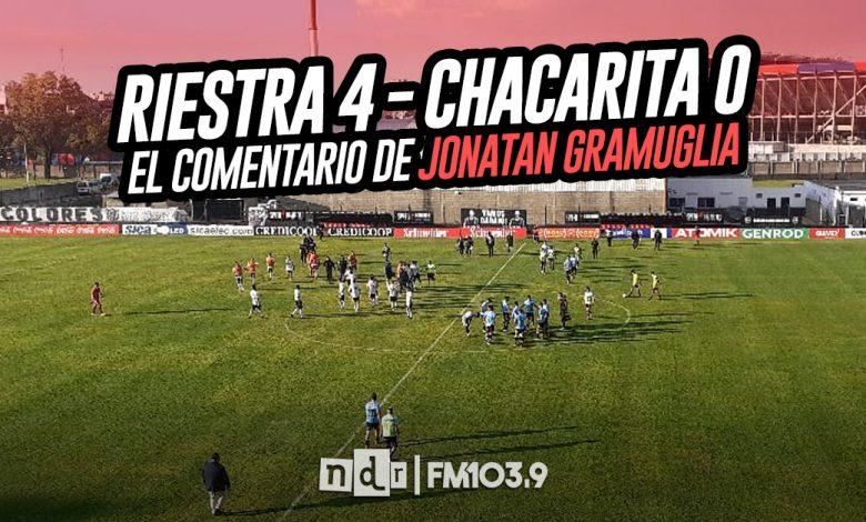 Riestra - Chacarita
