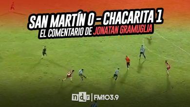 San Martín - Chaca
