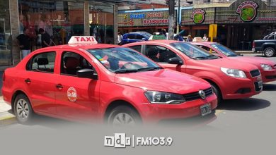 Taxi Santa Teresita