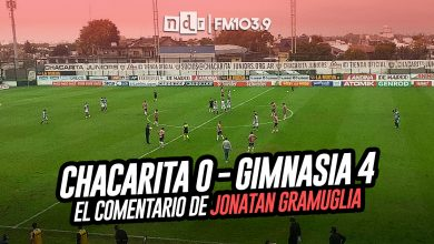 Chacarita - Gimnasia