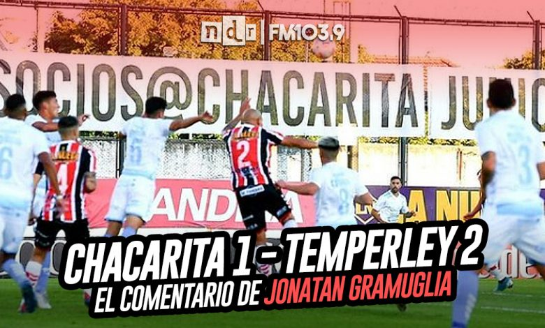 Chacarita - Temperley