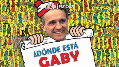 Dónde está Gaby
