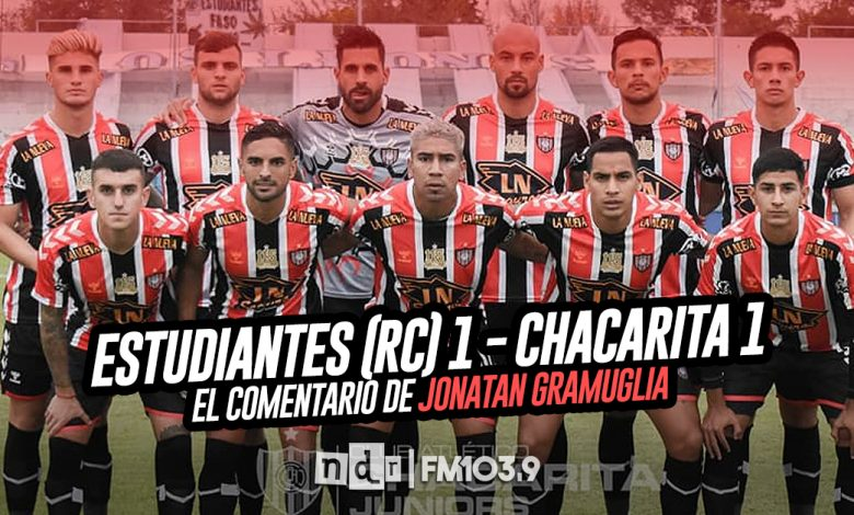 Estudiantes - Chacarita
