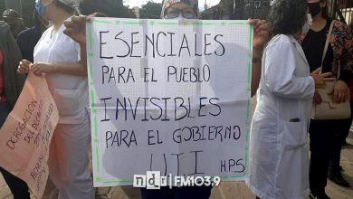 Invisibles para el gobierno