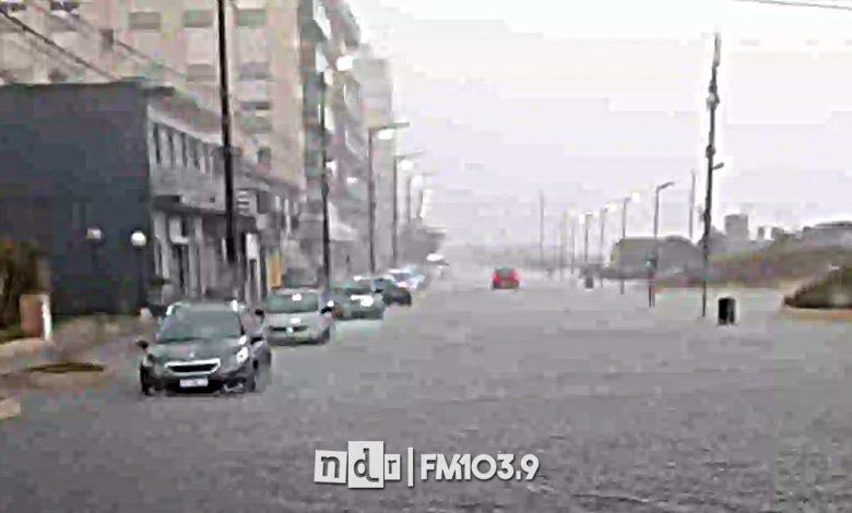 Inundación Mar de Ajó