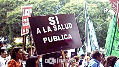 Manifestación CICOP