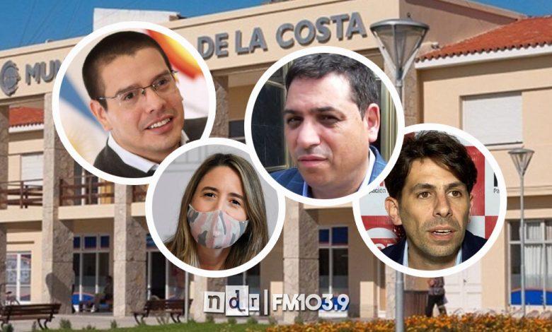 Políticos La Costa