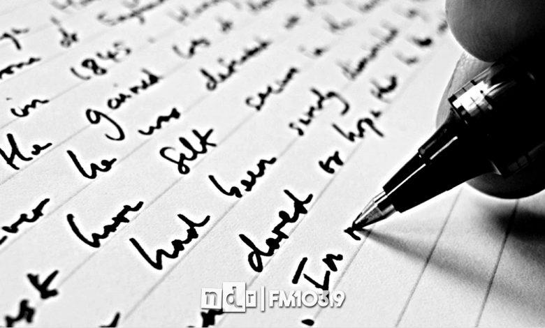 Escritura y oralidad