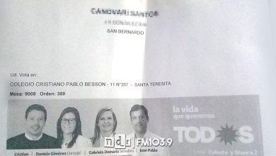 Muerto vota La Costa